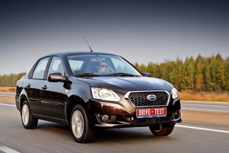 Компания Datsun изменила условия покупки своих автомобилей в апреле