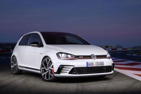 Дилерские центры Volkswagen получили юбилейную серию Golf GTI Clubsport Edition 40