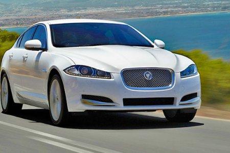 Инженеры Jaguar разрабатывают новую модель XF L