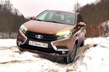 Lada XRAY начнет покорение автомобильного рынка Беларуси