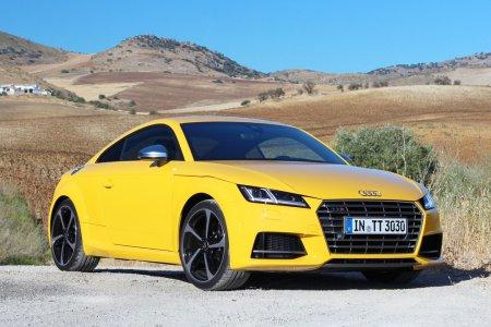 Audi оборудует модели RS3 и TT RS новыми двигателями объемом 2,5 литра