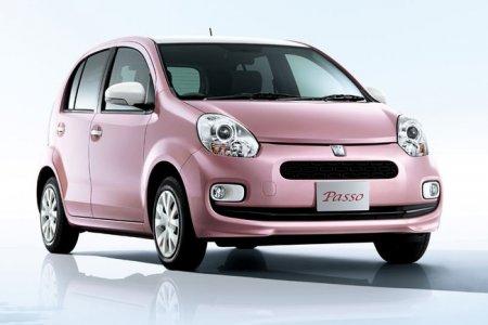 Toyota модернизировала хэтчбек Passo