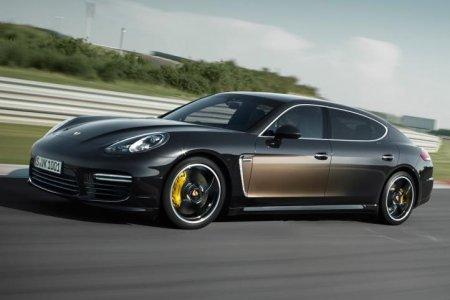 Сборка универсала Porsche Panamera начнется в 2017 году