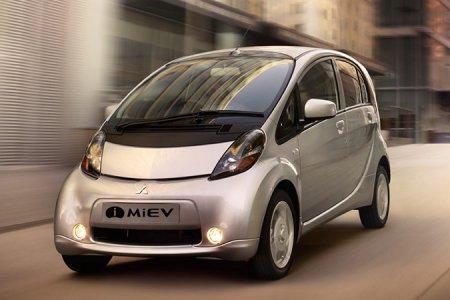 В России увеличились объемы продаж модели Mitsubishi i-Miev
