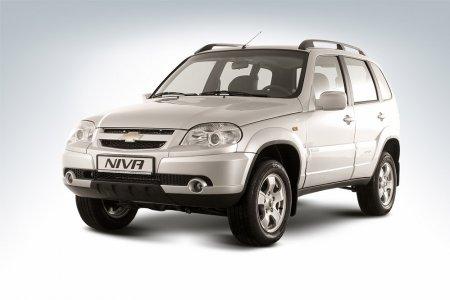 Chevrolet Niva может получить комплектацию GL