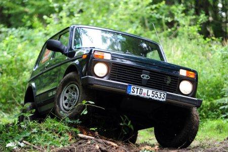 В Германии увеличился спрос на модели Lada