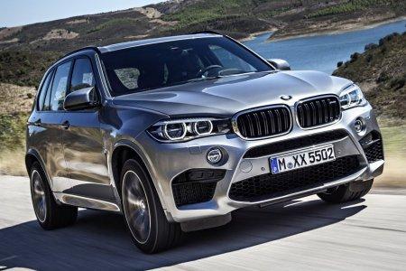 Компания BMW сообщила, когда выйдет модель X5