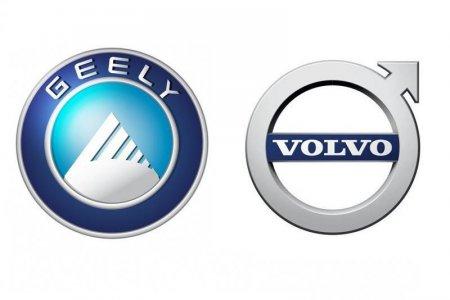 Volvo и Geely