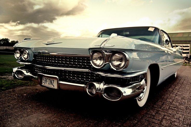 ТОП-10 самых привлекательных авто по мнению женщин.