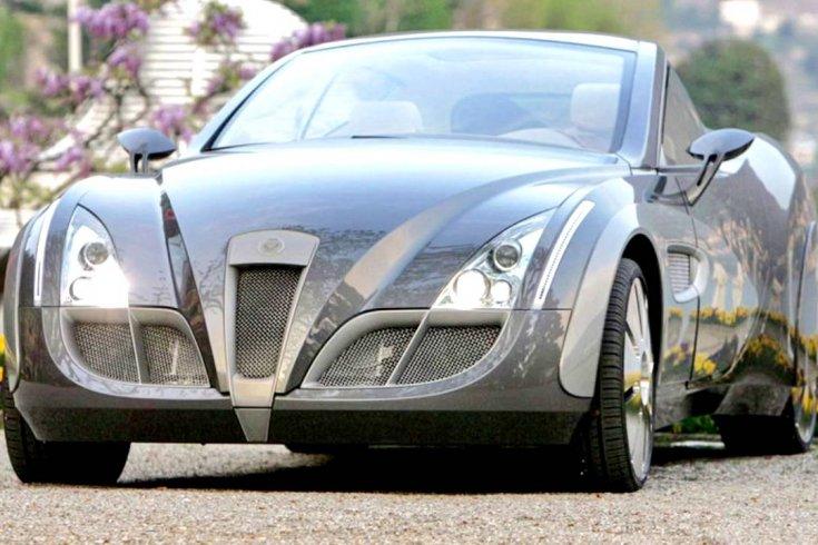 ТОП-5 самых странных авто