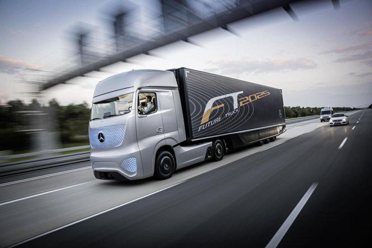 5 грузовиков и автобусов будущего