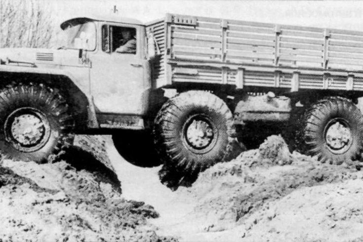 5 самых уникальных грузовиков СССР