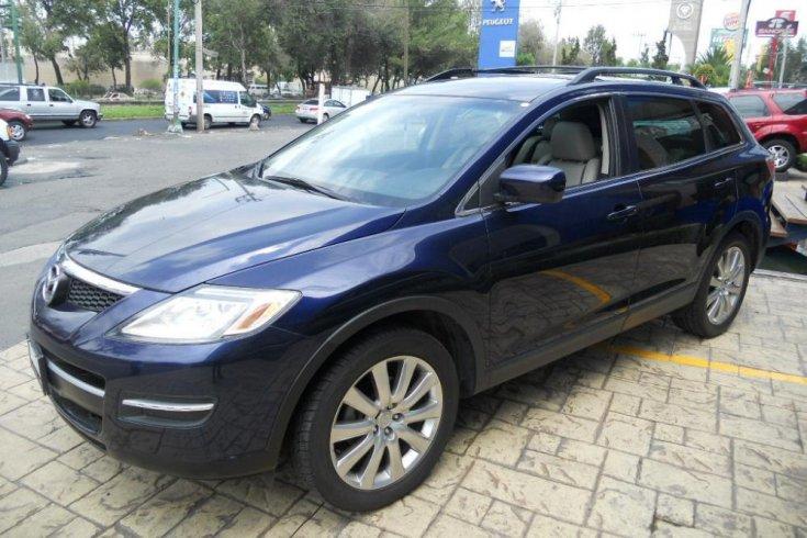 В России начнутся продажи семиместной Mazda CX-9