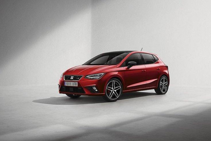 SEAT представил новое поколение Ibiza