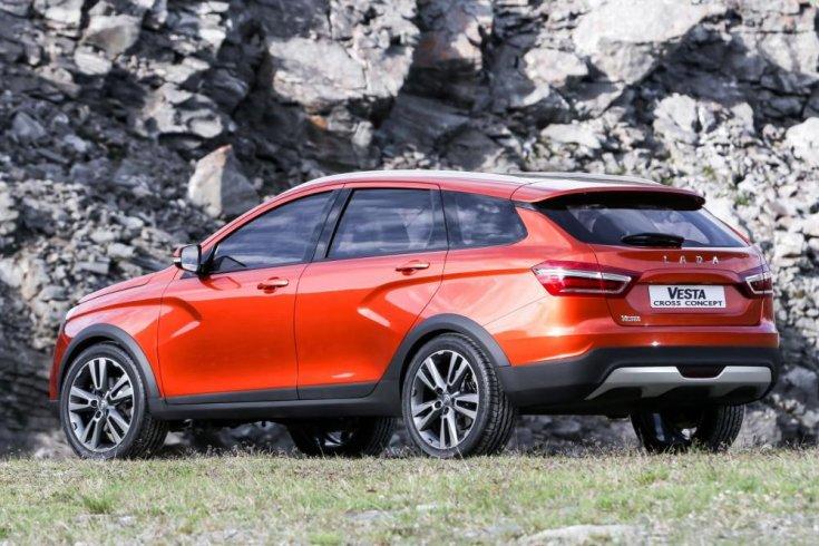 «АвтоВАЗ» представит две новые модели в 2017 году